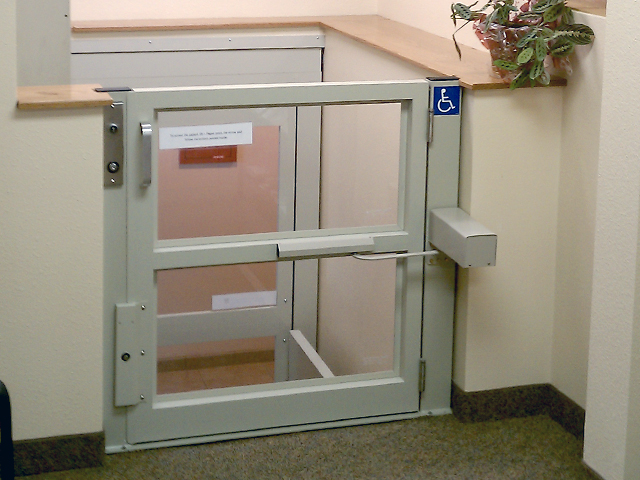 commercial wheelchair lift. Apex Complete Commercial Wheelchair Lift L